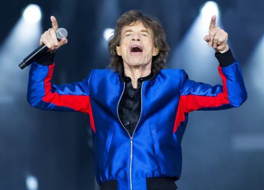 Sir Mick Jagger on lockdown and working with Foo Fighters' Dave Grohl