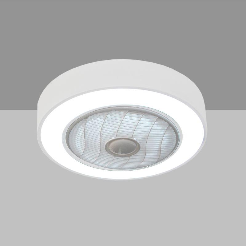 Ventilatore Blaast Led Integrato 24W Con Telecomando Incluso