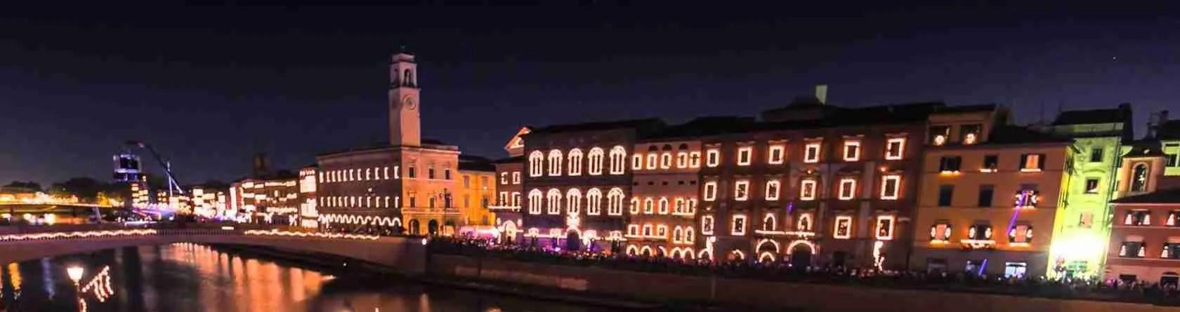 Le escort Pisa gradiscono partecipare alla Luminaria di Pisa in tua compagnia, evento che si tiene ogni anno a Pisa nel mese di Giugno.