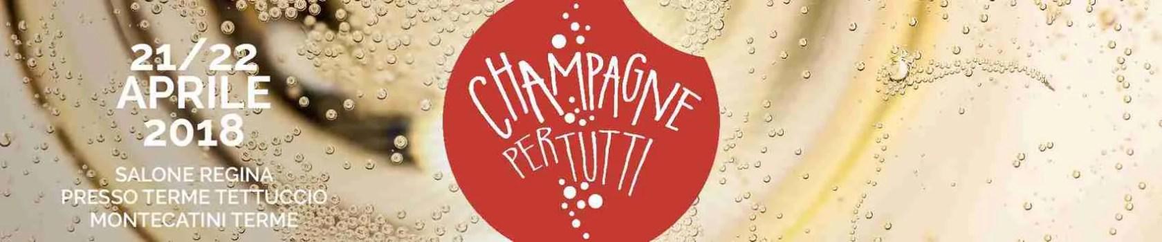 Champagne per tutti. La manifestazione dedicata allo champagne di Montecatini Terme (PT). Magica Escort