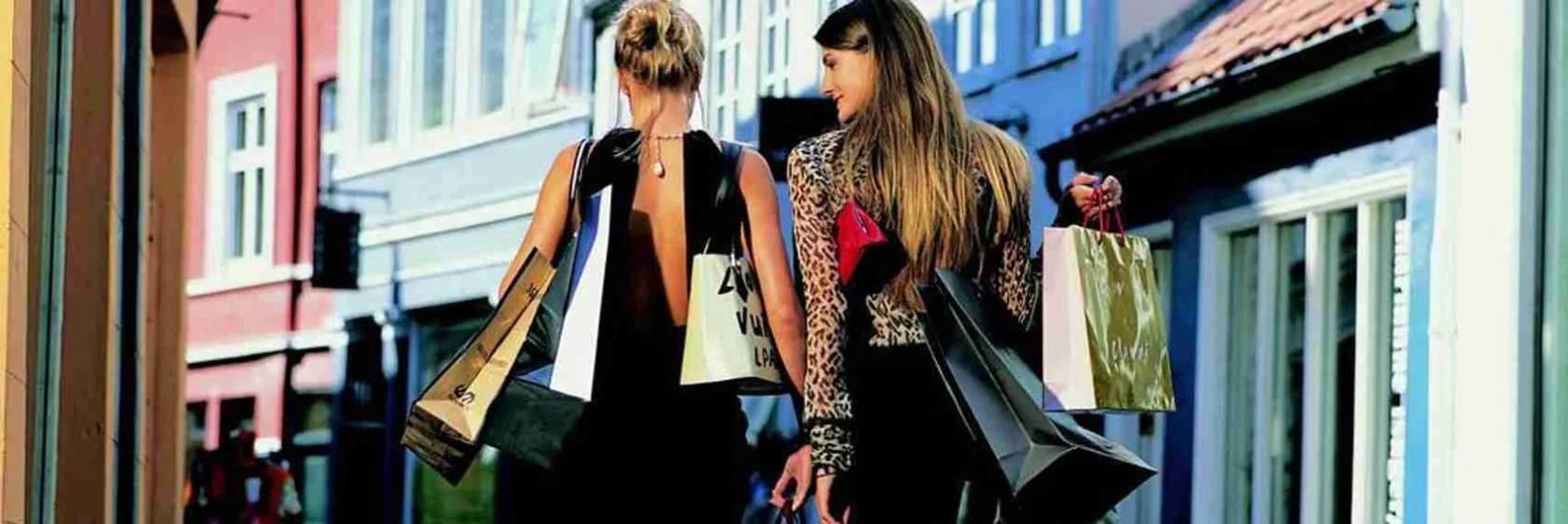 Lo shopping delle escort Caserta.