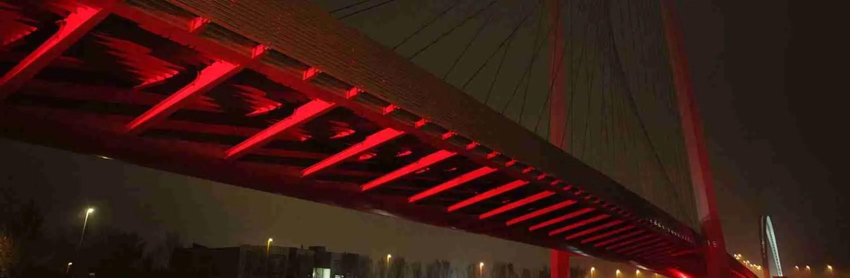 I 3 Ponti di Calatrava di Reggio Emilia sapranno stupire per la loro bellezza anche la escort Reggio Emilia. Magica Escort