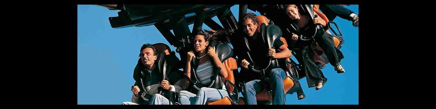 Le escort Verona amano le scariche di adrenalina indotte dal Blue Tornado che si trova a Gardaland, una delle attrazioni più folli presenti nel parco dei divertimenti di Verona. Magica Escort