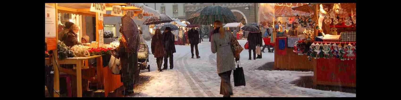 Una passeggiata con una escort Bolzano tra i Mercatini di Natale di Bolzano. Magica Escort