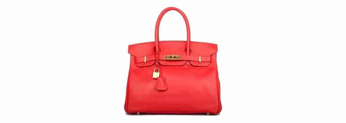 Hermès Birkin Bag Red. Magica Escort