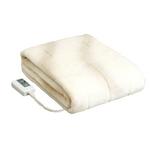 【アイボリー】 広電 電気敷き毛布 CWS-600MI オーロラアイボリー