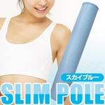 【ブルー】 SLIM POLE(スリムポール) スカイブルー