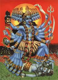Self-Transformation 2017, Day 7: Kali and me
