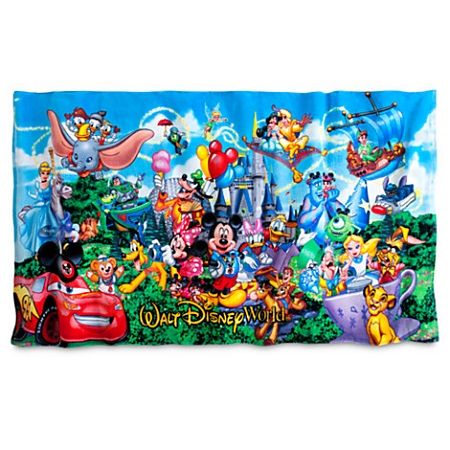 Disney Beach Towel Mickey Mouse And Friends Storybook