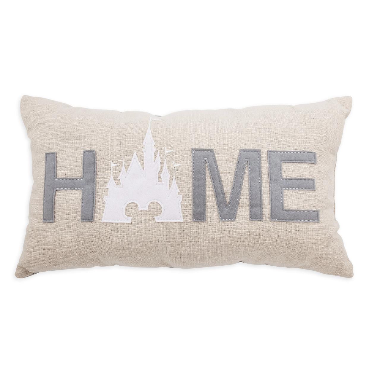 disney throw pillow cinderella castle home