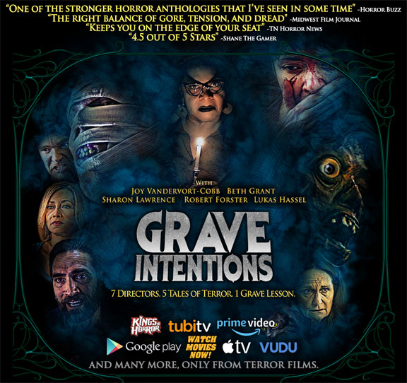 Watch the Grave Intentions Trailer
