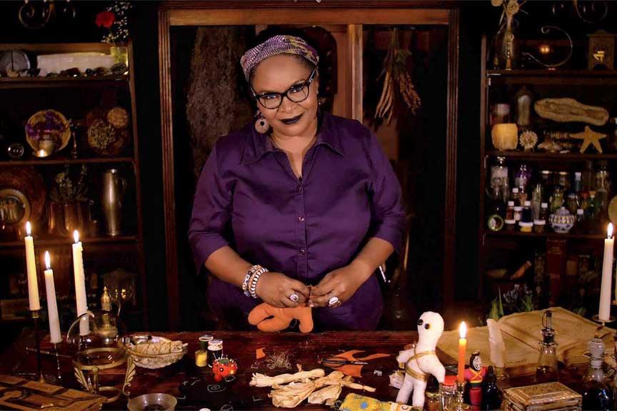 Magical Madam Josephine