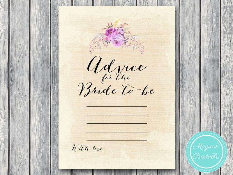 bridal shower games free pdf