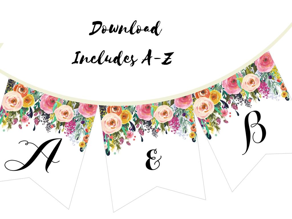 garden floral signages  u0026 banner