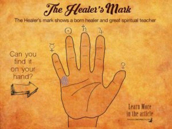 healer's mark
