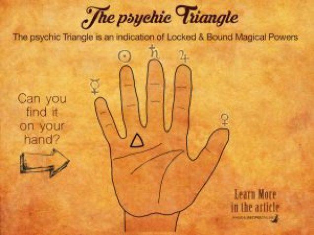 psychic triangle