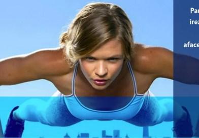 Sport, miscare, energie … parfum !