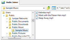 combine audio and video files online