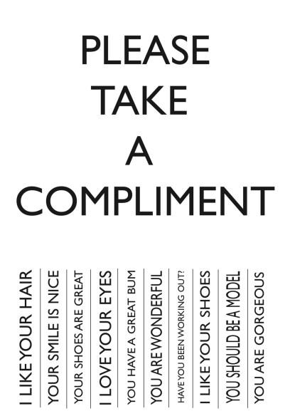 compliment
