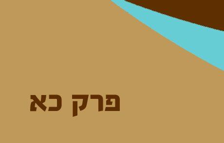 מלכים א פרק כא – כרם נבות