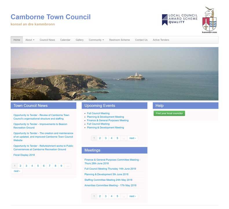 Camborne Town Council