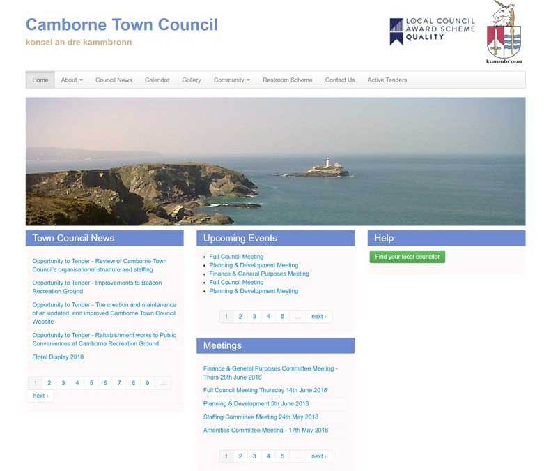 Camborne Town Council