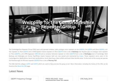 Cambridgeshire Repeater Group