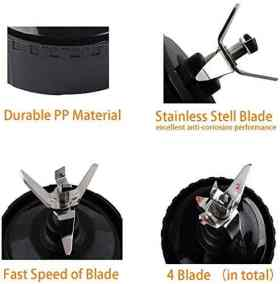 Nutri Ninja 6 fin blade replacement