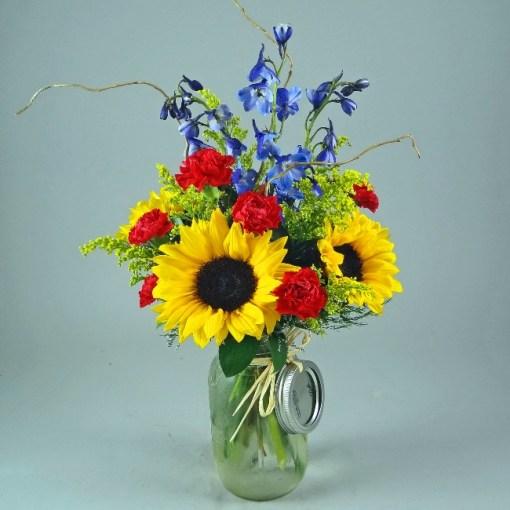 A Sunshine Bouquet