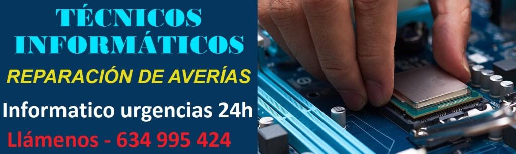 Informatico urgencias 24h