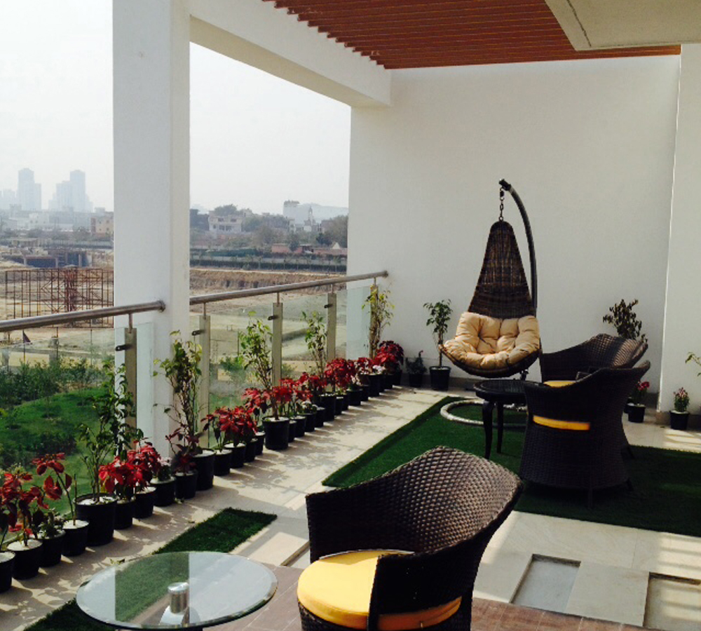 Best Balcony Garden Design Ideas For Indian Apartment Houses Magiccraft