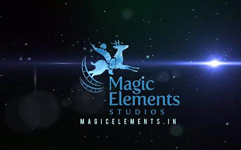 Magic Elements Studios New Logo