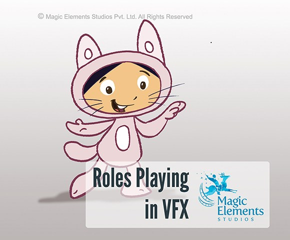 Roles in Visual Effects