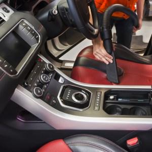 ผลิตภัณฑ์ดูแลรักษารถยนต์ภายใน