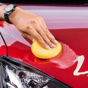 ผลิตภัณฑ์ขัดเคลือบเงาสีรถ
