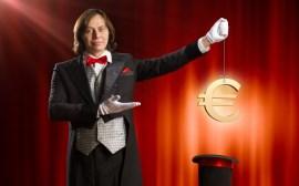 Tarif en euro d'un magicien
