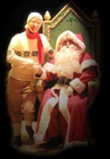 Spectacle de Noel : Le visiteur des rèves