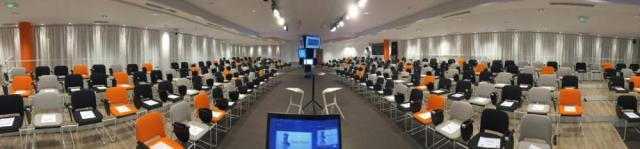Salle de conference Orange Campus