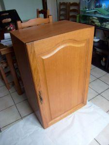 Fabrication d'un meuble de cuisine