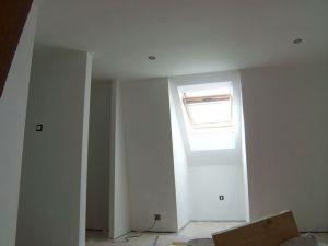 Blog de magicmanu :Aménagement de notre maison, Sous couche placo Chambre