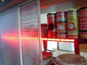 Blog de magicmanu : Aménagement de notre maison, Portes de bar lumineuses