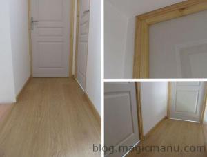 Blog de magicmanu :Aménagement de notre maison, Finitions du palier de l'étage
