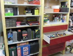 Blog de magicmanu :Aménagement de notre maison, Rangement dans le garage