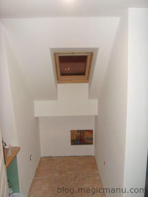 Blog de magicmanu :Aménagement de notre maison, Sous couche salle de bain
