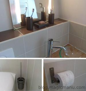 Blog de magicmanu :Aménagement de notre maison, Accessoires salle de bain
