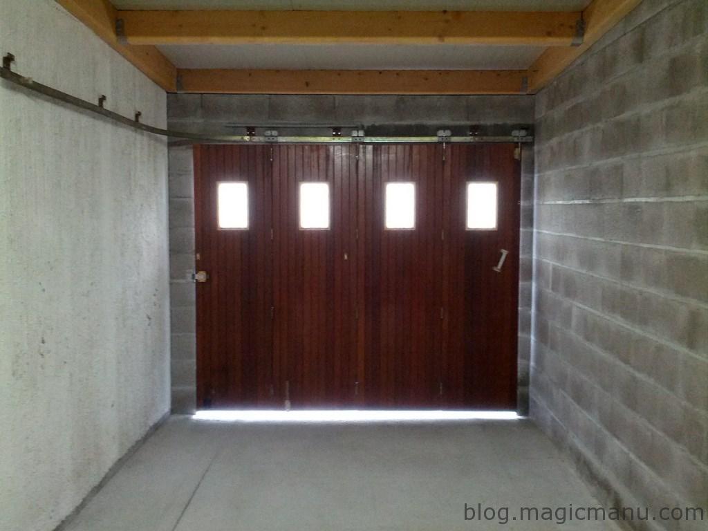porte de garage coulissante magicmanu