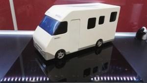 Urne Camping-Car