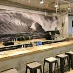 Wall Murals In Restaurant Design Decor Decorating With Wallpaper Wall Murals