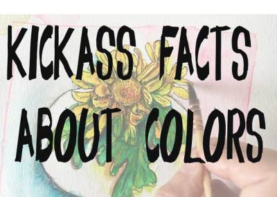 basic art stuff about colors