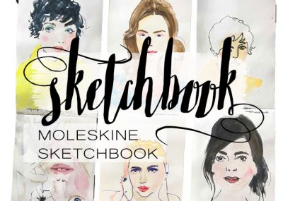 moleskine Sketchbook and how you can be more creative